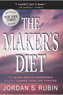 None of these diseases the bibles health secrets for the 21st the makers diet the 40 day health experience that will change your life forever fandeluxe Images