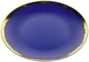 Trendables Premium 10.25 inch. Disposable Plastic Plates  Food Grade Plastic Dinner Plates - Glam  sc 1 st  Amazon.com & Amazon.com: Trendables Premium 10.25 inch. Disposable Plastic Plates ...