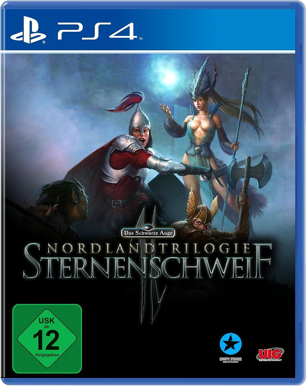 Das schwarze Auge: Nordland Trilogie - Sternenschweif [Importación alemana]: Amazon.es: Videojuegos