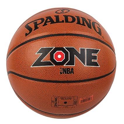 Spalding 74508T Zone Balón de Baloncesto 9820979befd6a