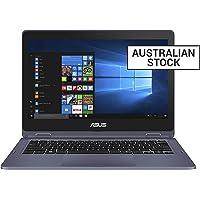 ASUS TP202NA-EH012T VivoBook Flip 12 Touchscreen Laptop, Star Grey