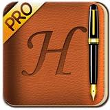 Handrite Pro - Blocco note per scrivere note a mano