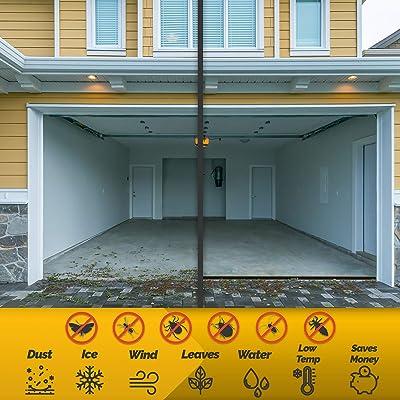 Buy 20ft Garage Door Seal Garage Door Bottom Seal Garage Door Weather Stripping Pvc Rubber Garage Door Threshold Seal Safe Visible Garage Door Threshold Antislip