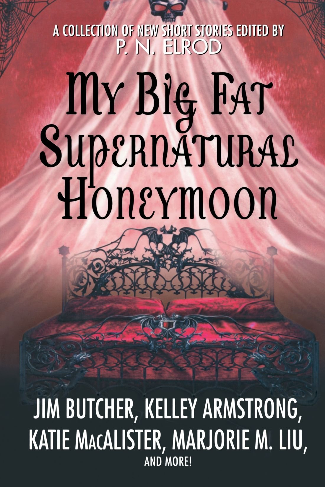 Image result for my big fat supernatural honeymoon book cover