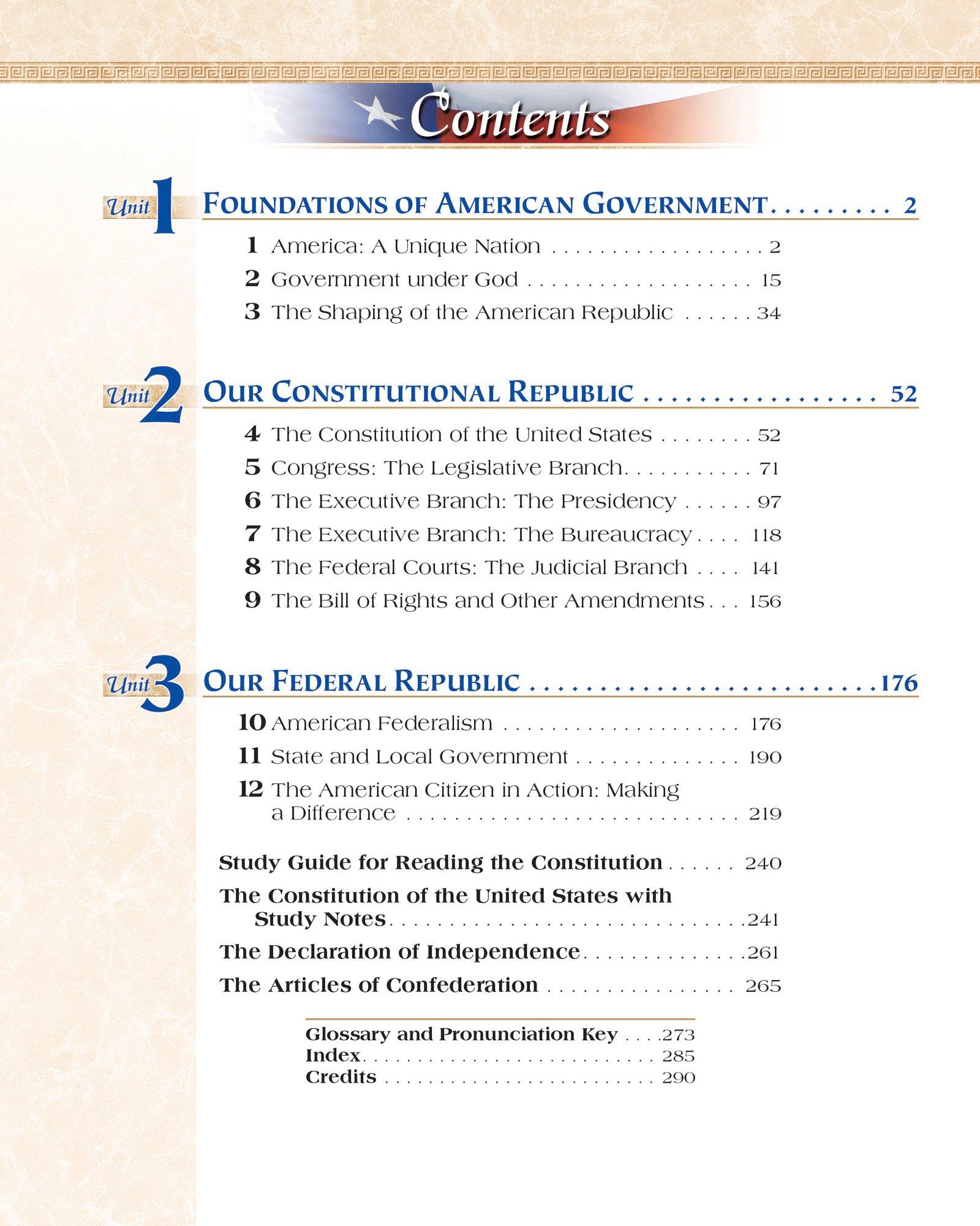 American Government: William R Bowen, George T Thompson, Michael R Lowman:  Amazon.com: Books