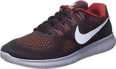Nike Free RN 2017, Zapatillas de Running para Hombre, Negro ...