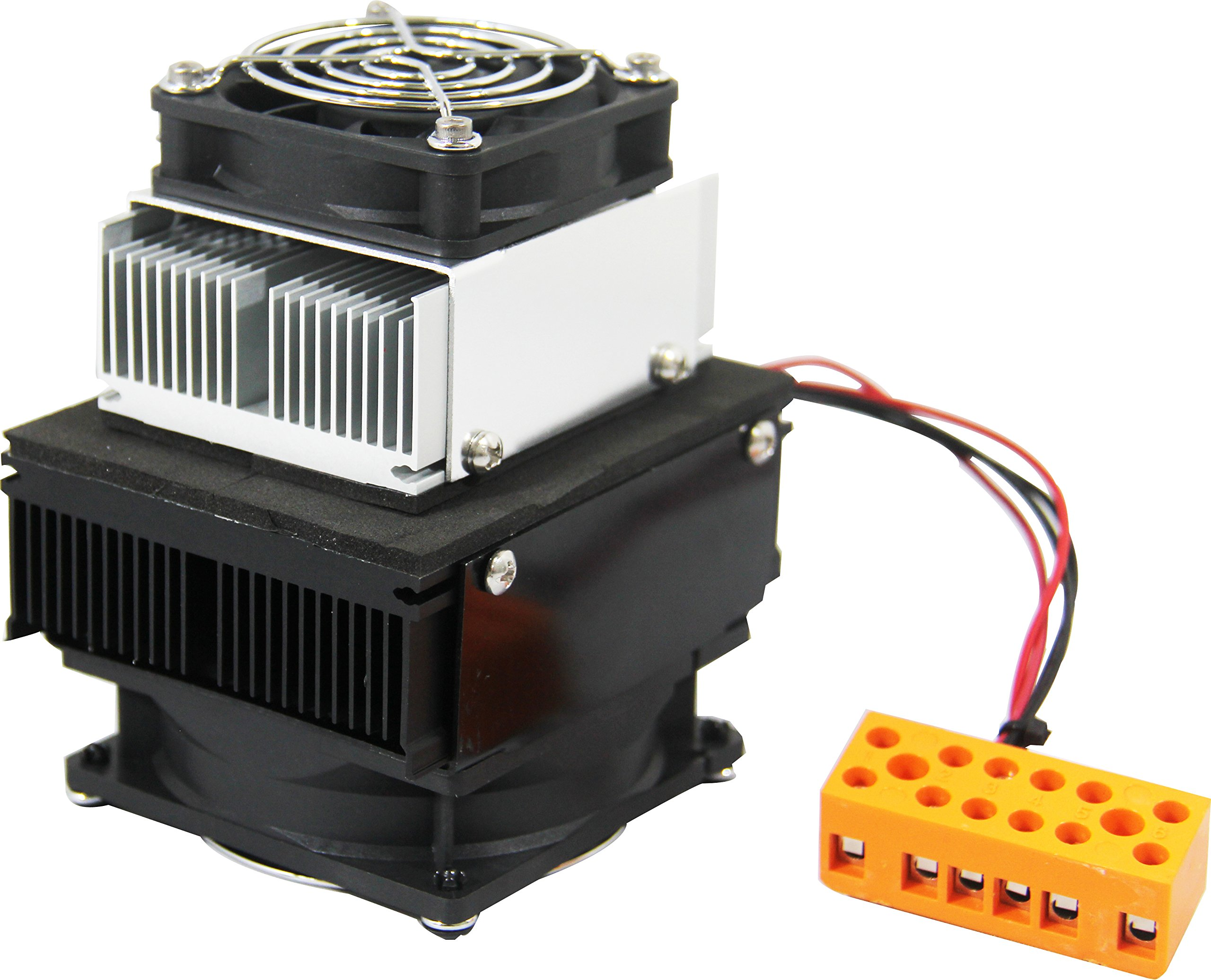 P&N TECHNOLOGY Industrial Peltier 24W 12V Mini TEC Cooler with IP55 Protection by P&N TECHNOLOGY