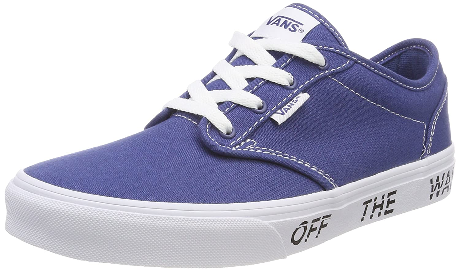 Vans Unisex Kids  Atwood Trainers  Amazon.co.uk  Shoes   Bags d056f505a