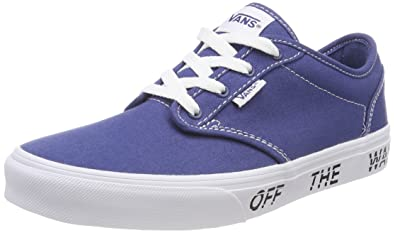 Vans Unisex Kids  Atwood Trainers  Amazon.co.uk  Shoes   Bags a23dfe218a9