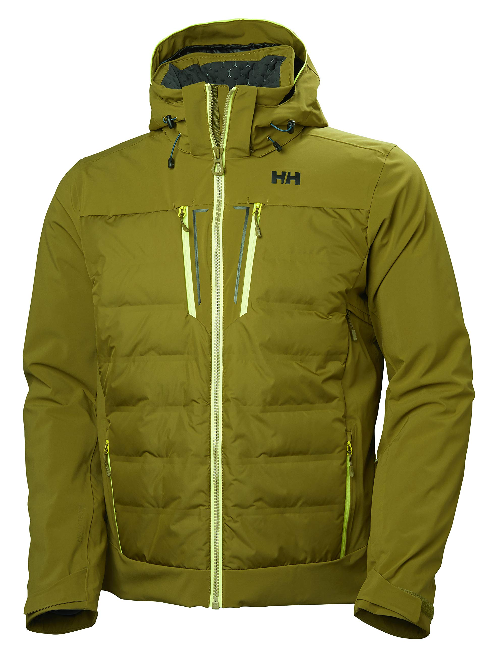 Helly Hansen Mens Freefall Jacket - Fir Green, L