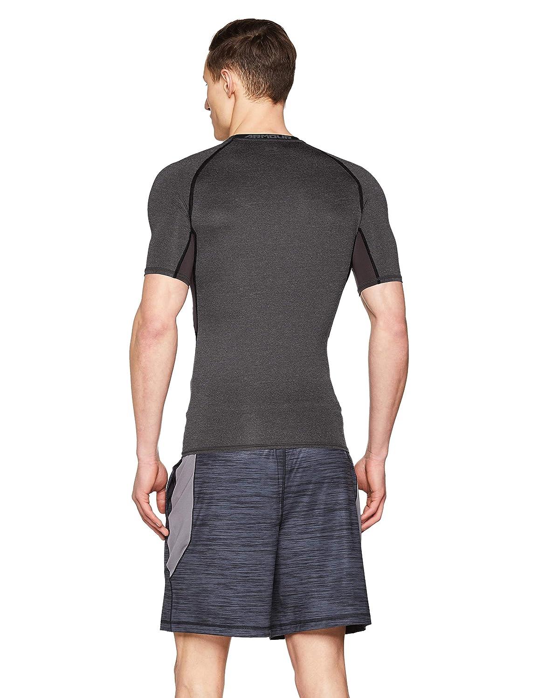 01e317b97 Amazon.com: Under Armour Men's HeatGear Compression T-Shirt: Under Armour:  Clothing