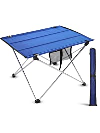 OUTCAMER Portable Camping Picnic Tables.
