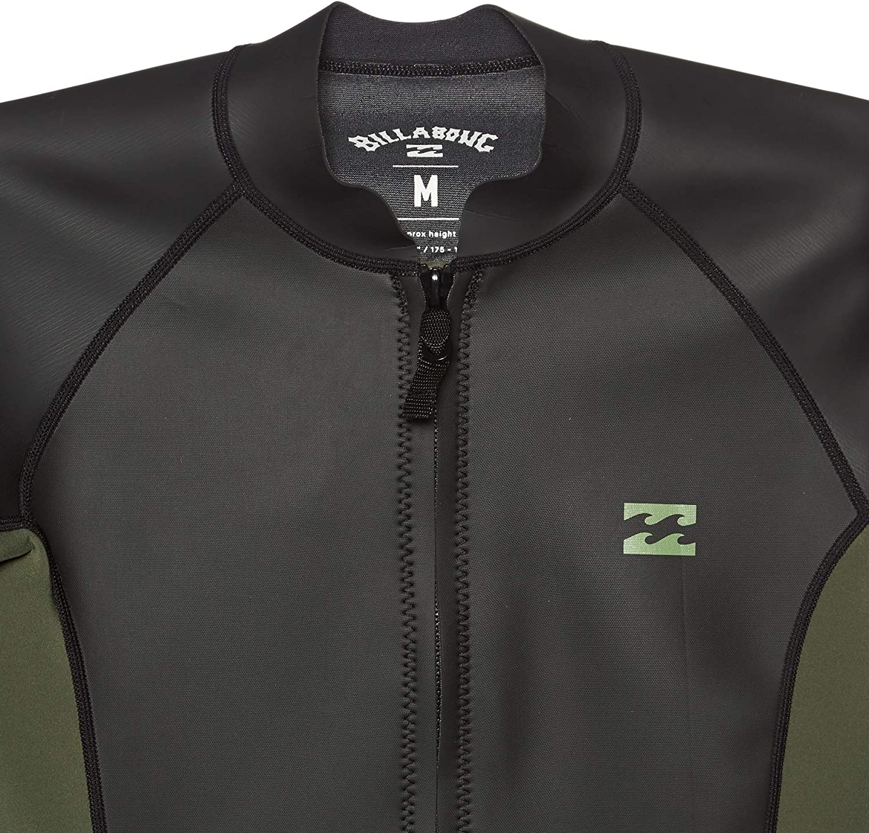 Military Easy Billabong Mens Revolution 1mm Neoprene Wetsuit Jacket