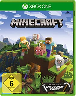 Minecraft Xbox One Amazonde Games - Minecraft spiele arten
