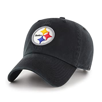 NFL Pittsburgh Steelers OTS Challenger Adjustable Hat 4331f6dfa