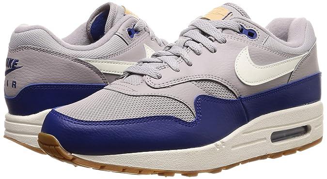 new product 63f9f 44d93 Amazon.com   Nike Air Max 1 Mens Ah8145-008   Basketball