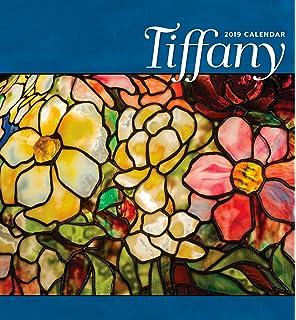 7598b91457 Tiffany Wall Calendar 2018 (Art Calendar): Amazon.co.uk: Louis ...