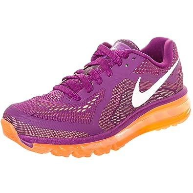 finest selection 4b694 14dac Nike Air Max 2014, Damen Sneakers, Violett - Morado - Größe EU 42