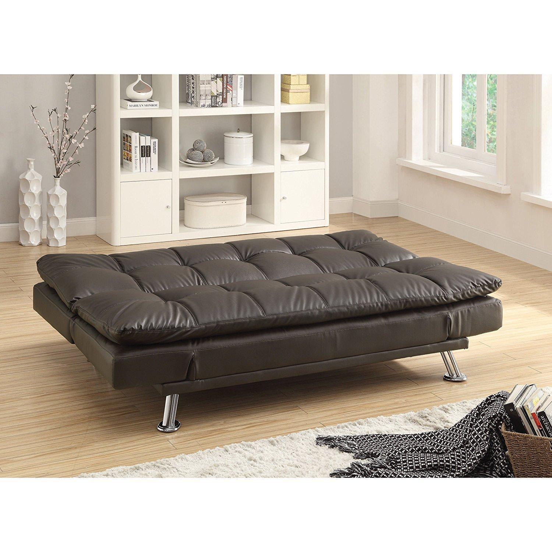 Amazon Coaster Home Furnishings Contemporary Sofa Bed