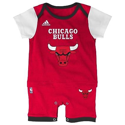 Amazon.com   NBA Newborn Fan Jersey Romper   Sports   Outdoors 263b3c56d