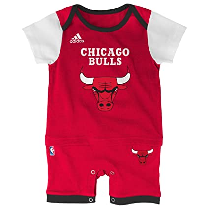 big sale 82cd9 314e1 NBA Newborn Fan Jersey Romper