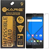 Ikare Impossible Fiber Tempered Screen Protector For Yu5010A