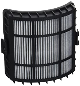 Bissell 160-1974 Filter, Exhaust Allergen Curved Pleated 1211/2763