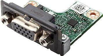 HP 3TK80AA Tarjeta y Adaptador de Interfaz VGA Interno ...