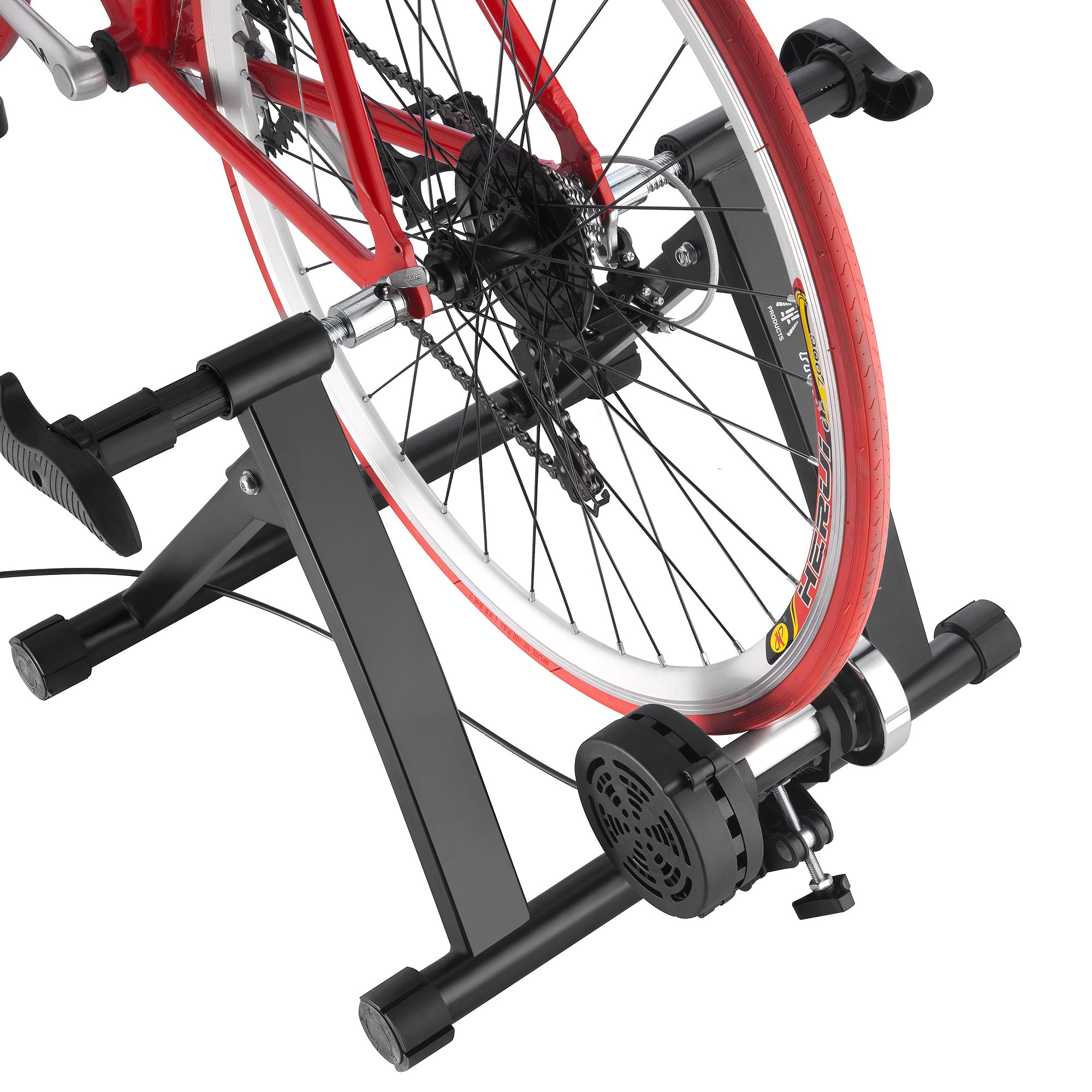 Bike Lane Pro Trainer Bicycle Indoor Trainer Exercise Machine Ride All Year by Bike Lane (Image #3)
