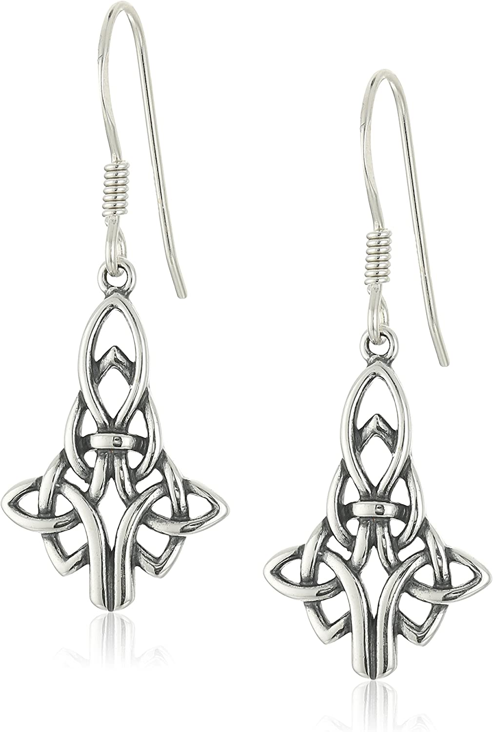 Sterling Silver Celtic Knot...