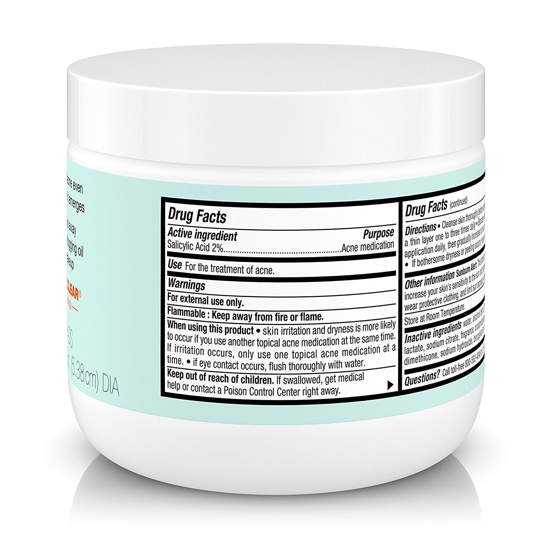 Amazon.com: Toallitas Humedas Para El Acne Y Limpieza Facial Con Acido Salicilico - Combate Granos Y Espinillas - Limpia Impurezas De Tu Piel - Uso De Noche ...