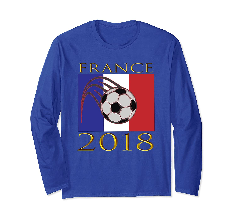 2018 France Soccer - Football Tee Shirt-ln