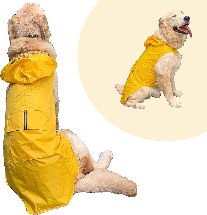Cutie Pet Dog Raincoat