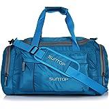 Suntop Alive Nylon 40 Ltr Turquoise Blue Travel Duffles