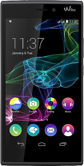 Wiko RIDGE FAB - Smartphone libre Android (pantalla 5.5