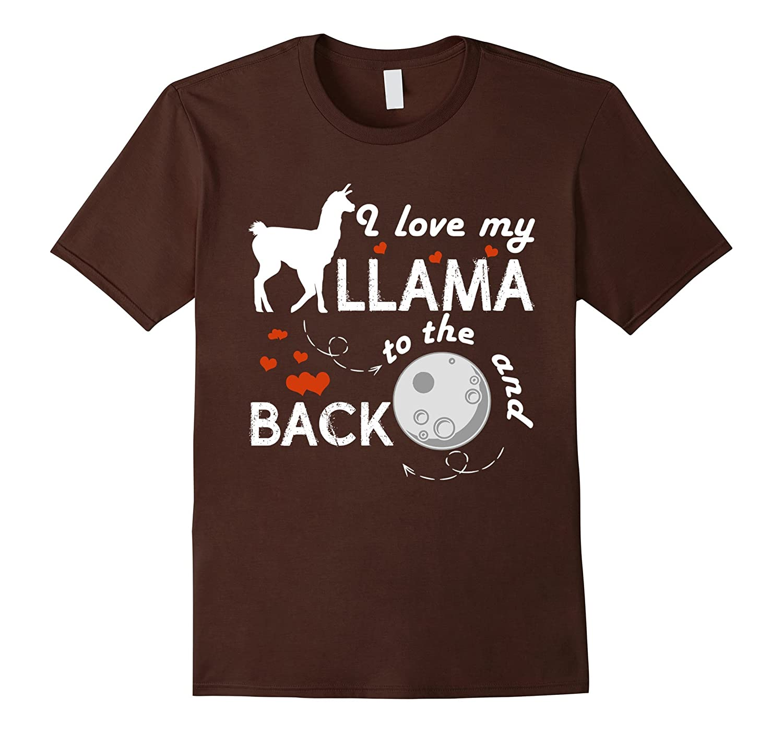 Llama Shirt – I Love My Llama Tee Shirts