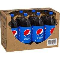 Pepsi Cola Soft Drink, 8 x 2L