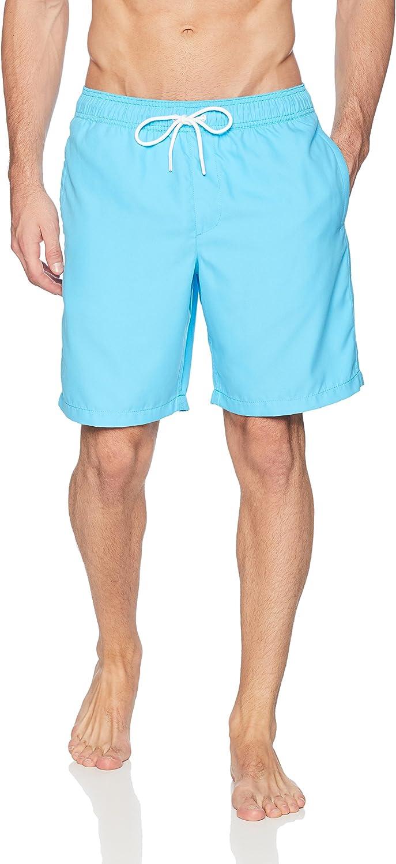 """Amazon Essentials Men's Quick-Dry 9"""" Swim Trunk"""