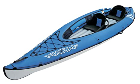 BIC Yakkair Lite 2 - Kayak Hinchable, Color Azul, 4.10 m ...