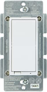 ge zigbee in wall smart dimmer switch led and cfl compatible with energy buy ge ge 45613