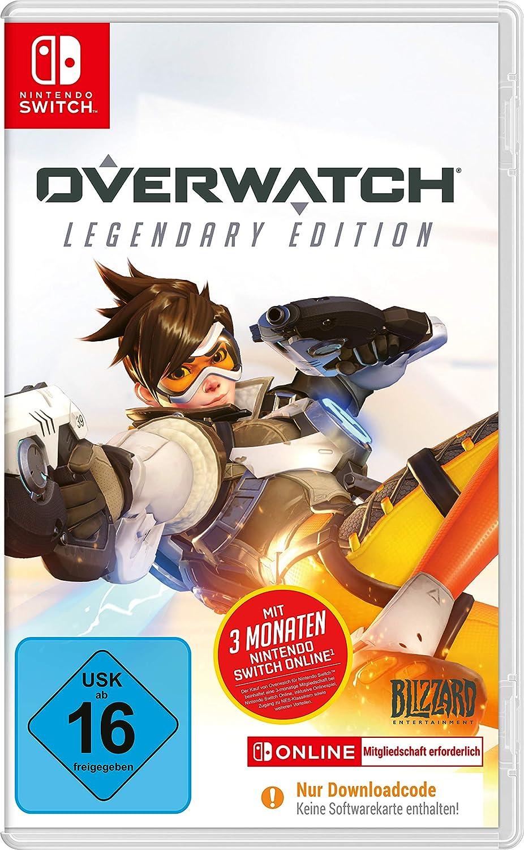 Overwatch Legendary Edition - [Nintendo Switch] [Importacion Alemania]: Amazon.es: Videojuegos