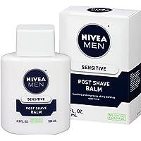 3-Pack Nivea Men Sensitive Post Shave Balm 3.3 Fluid Ounce