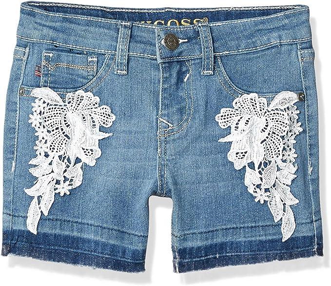 VIGOSS Girls Denim Short Shorts
