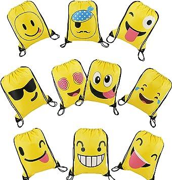 Amazon.com: Lindo Emoji dibujos animados, cordón ...
