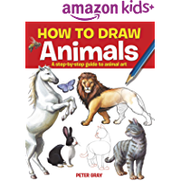 How to Draw Animals: A step-by-step guide to animal art