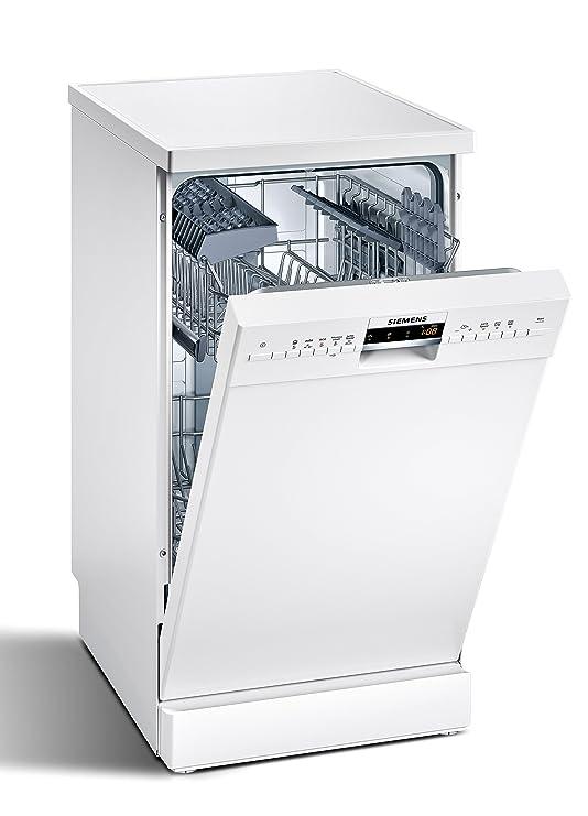 Siemens SR25M235EU lavavajilla - Lavavajillas (A +, 0.78 kWh, 6 L ...