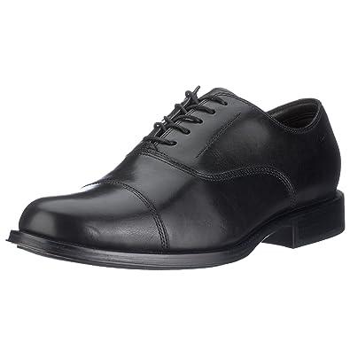 new concept 2aaf6 b4d85 Clarks Dino Boss, Chaussures à lacets homme - Noir, 44 EU (9.5)