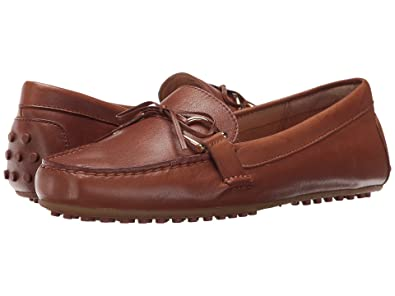 5e48d306108 Lauren Ralph Lauren Women s Briley Moccasin Loafer Deep Saddle Tan Super  Soft Leather 5 B US