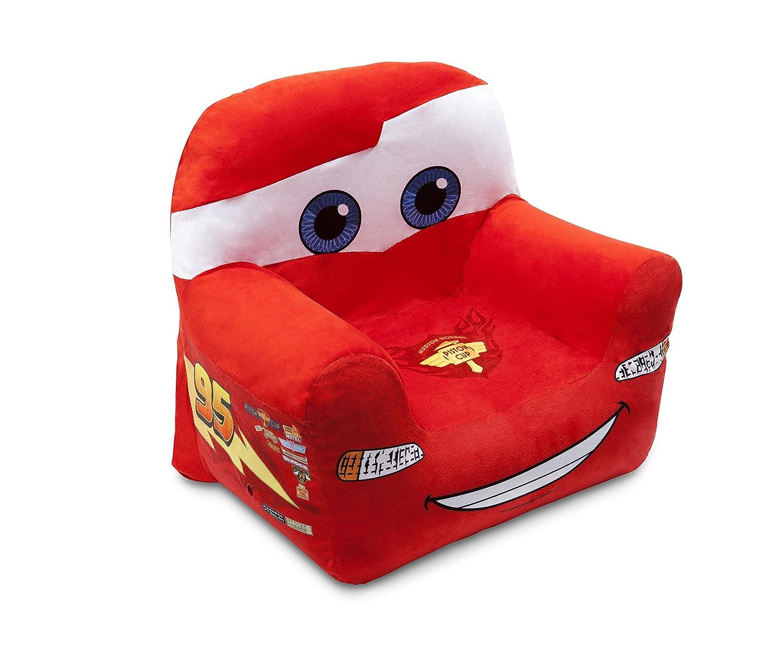 Disney Cars - Sillón hinchable (rojo): Amazon.es: Bebé