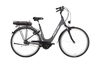Fischer E Bike City Ecu 1803 Anthrazit 28 Rh 44 Cm Mittelmotor